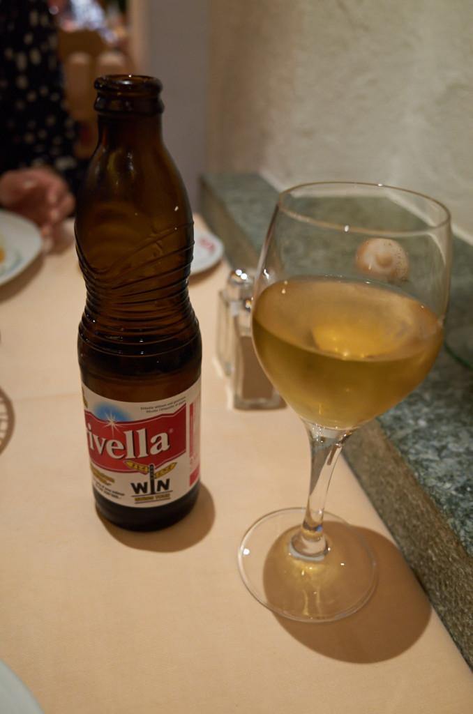 スイス名物の清涼飲料リベッラ