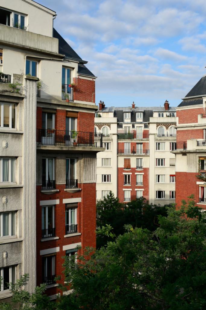 パリのホテルの窓から(EOS 5D Mark III)