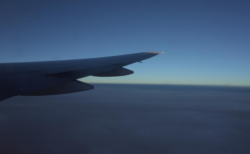 パリ・スイス旅2014 -7日目- 帰国