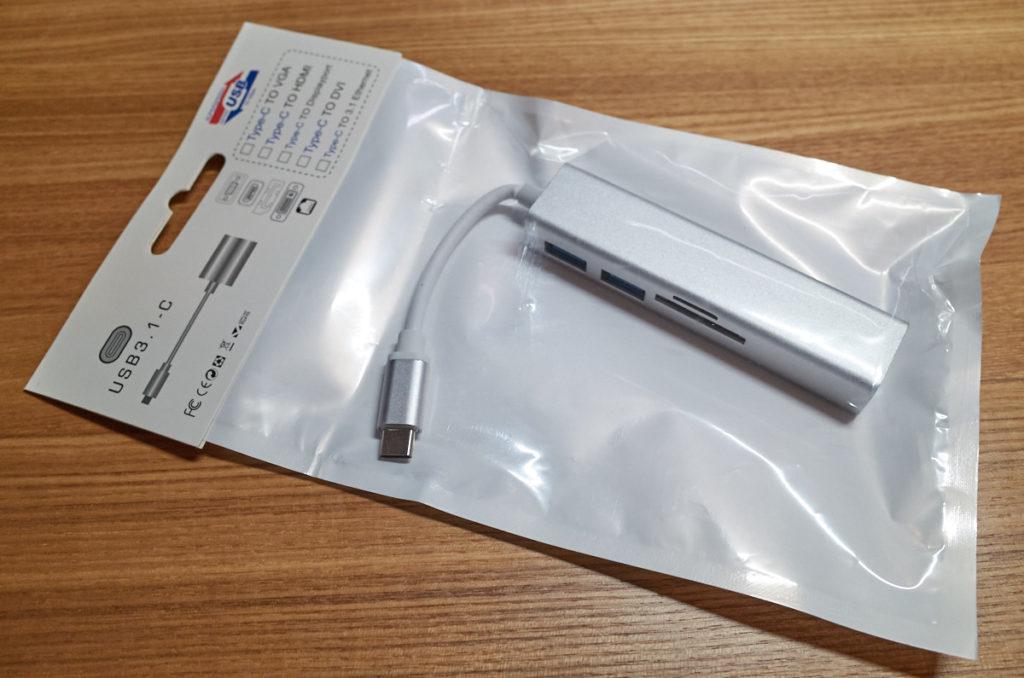 RAXOON USB-Cアダプタ