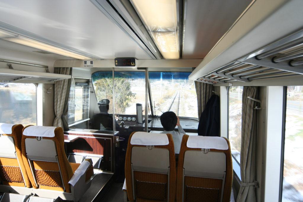 クロ381乗車記 大糸線